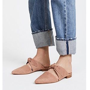 jeffrey campbell charlin bow mule